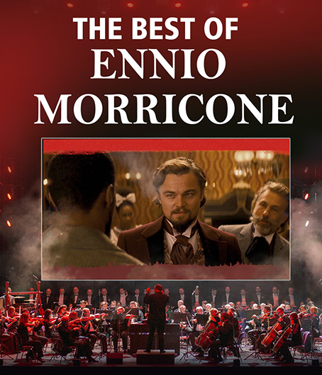 The Best of Ennio Morricone - Eintrittskarten bundesweit online bestellen
