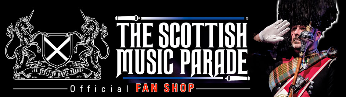 Offizieller Fan Shop The Scottish Music Parade / Schottische Musikparade