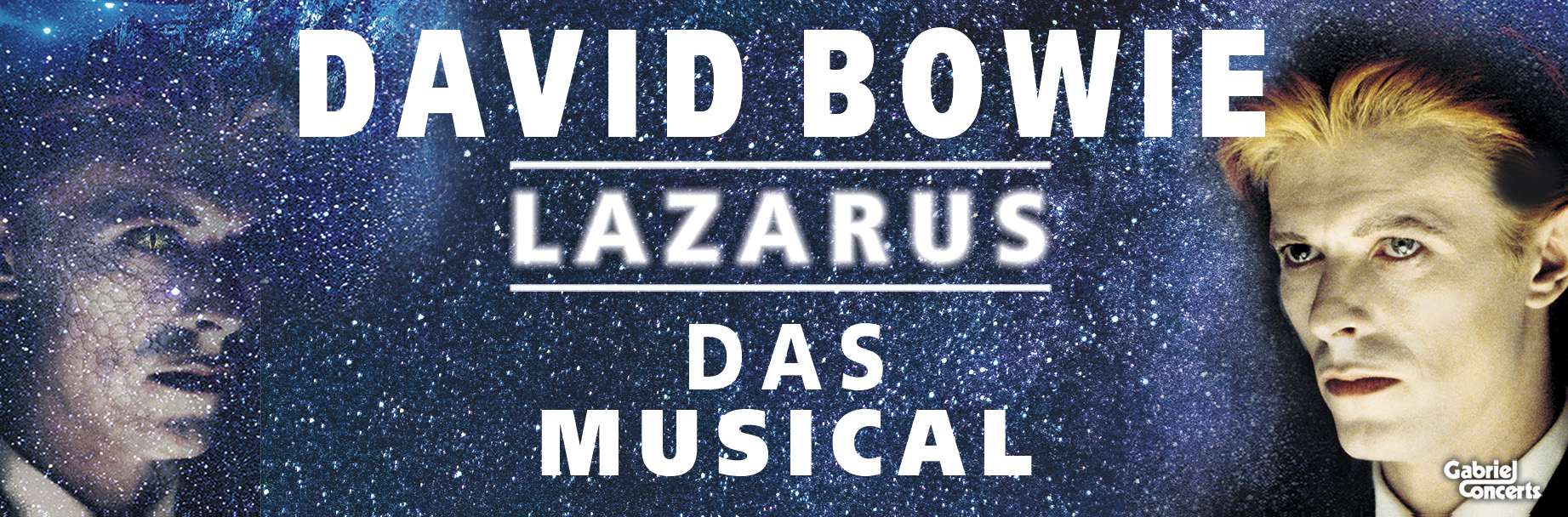 David Bowie - Lazarus - Das Musical